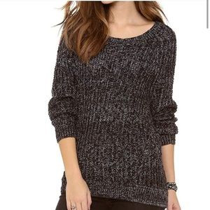 Free People Star Dune Marled Pullover Sweater